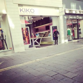 Kiko a ouvert à Marseille !