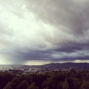 Un temps bien maussade !