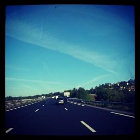 730 km de route