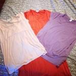 Sélection shopping – Vêtements allaitement