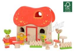 Maison poupée 39€90