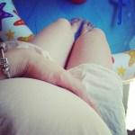 Fin de grossesse : les jours les plus longs.