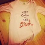 Bébé Tshirt , pour habiller bébé avec style et humour !