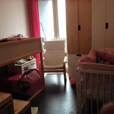 1 chambre pour 2 enfants la chambre de nos filles. Black Bedroom Furniture Sets. Home Design Ideas