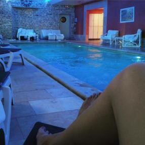 piscine intérieure cassagne