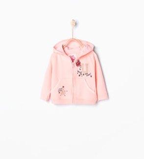 Veste à capuche 10€95