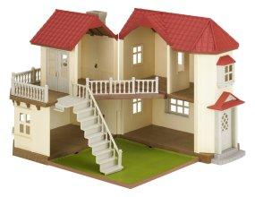 Maison éclairée 80€99