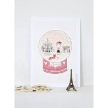 affiche-petit-paris-etoile-rose poisson bulle 10€