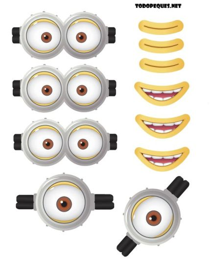 yeux-minions