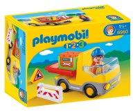 Camion playmobil 123 10€37 chez Amazon