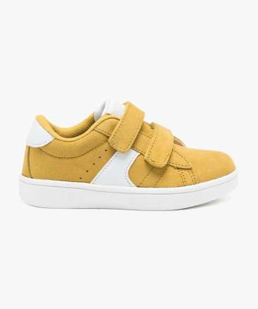 gemo baskets jaune 24€99