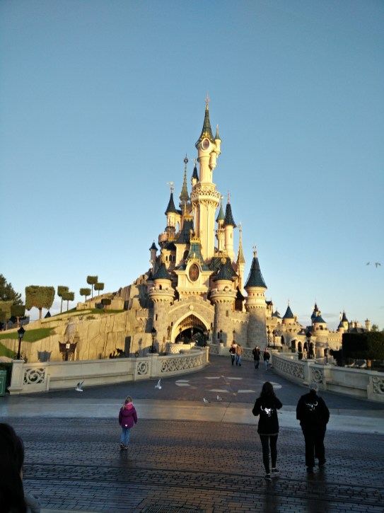 chateau-disney