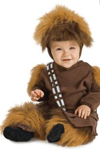 Bébé Chewbacca 29€99