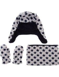 bonnet snood gants kiabi 8€