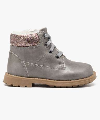 chaussures fourrees gemo 24€99