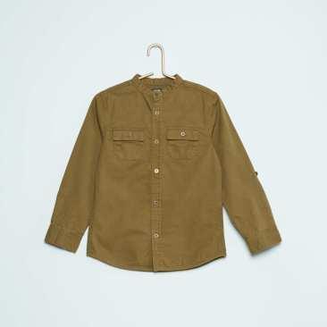 chemise garçon 12€