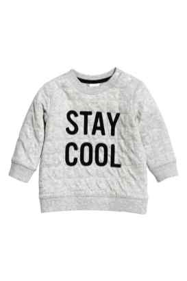 sweat hm cool 12€99