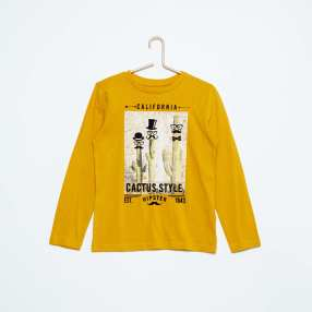 t shirt cactus 4€