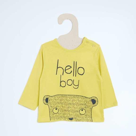 t shirt hello boy 2€