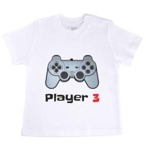 t shirt mc player 3