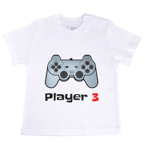 t shirt mc player 3