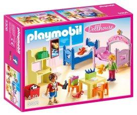 chambre enfants playmobil