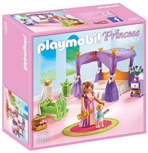 chambre reine playmobil