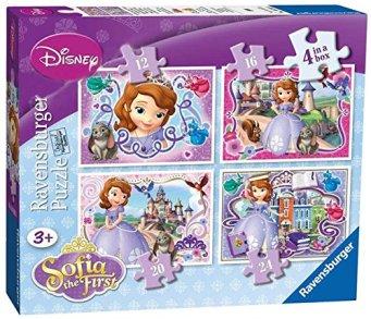 puzzles princesse sofia