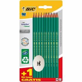 Crayons HB Bic 1€95