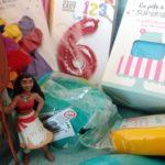 Fête d'anniversaire Vaiana : derniers préparatifs !