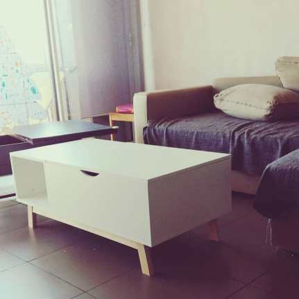 nouvelle table basse groupon