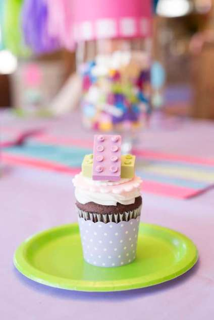 cupcake lego friends