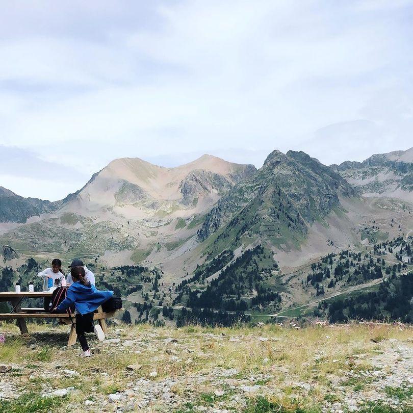 vacances famille montagne