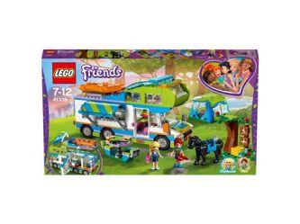 camping car lego friends