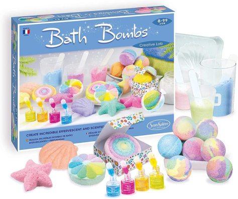 kit bombes de bain sentosphere