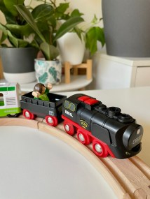 loco vapeur brio