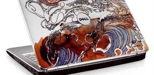 Dell Inspiron y la posibiladad de personalizar la portatil