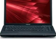 Toshiba L745-SP4202 / L745-SP2401, Precio, Características, Drivers 1