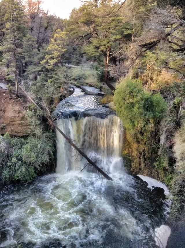 Cascadas de Nant y Fall