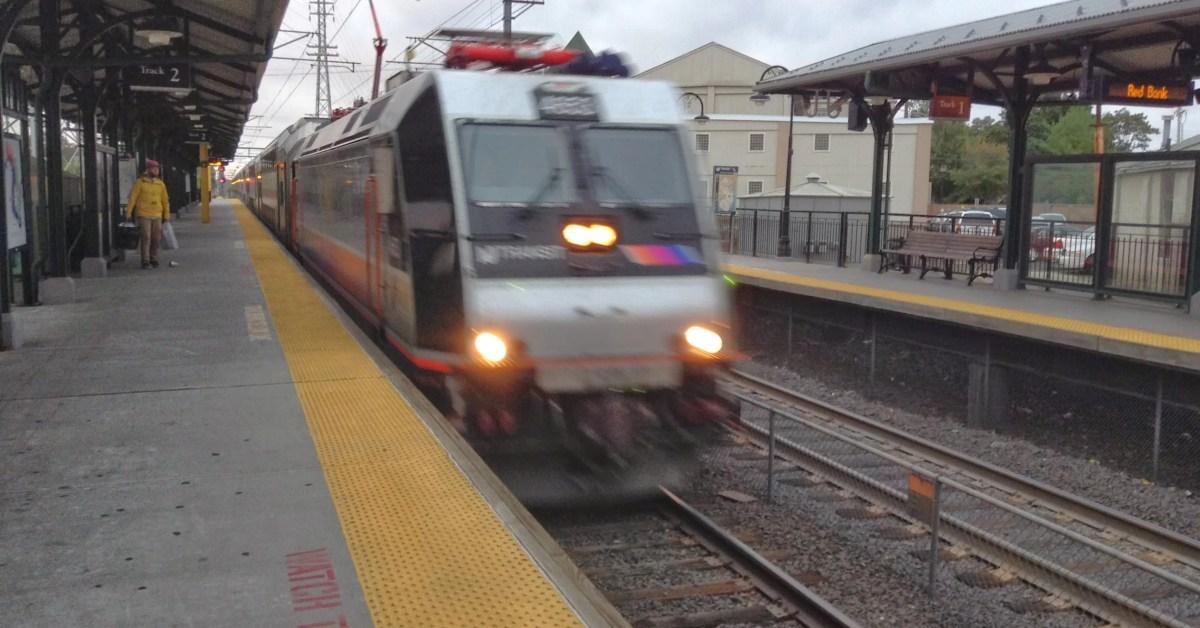 New Jersey y Aeropuerto de Newark, transporte hacia y desde New York