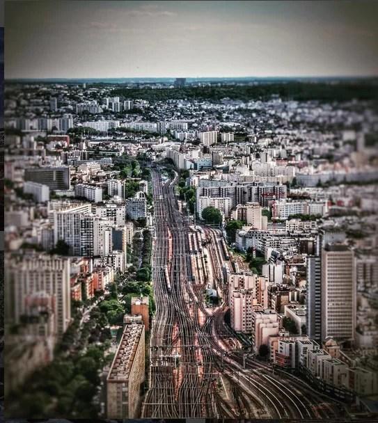 Viaje a París: trenes