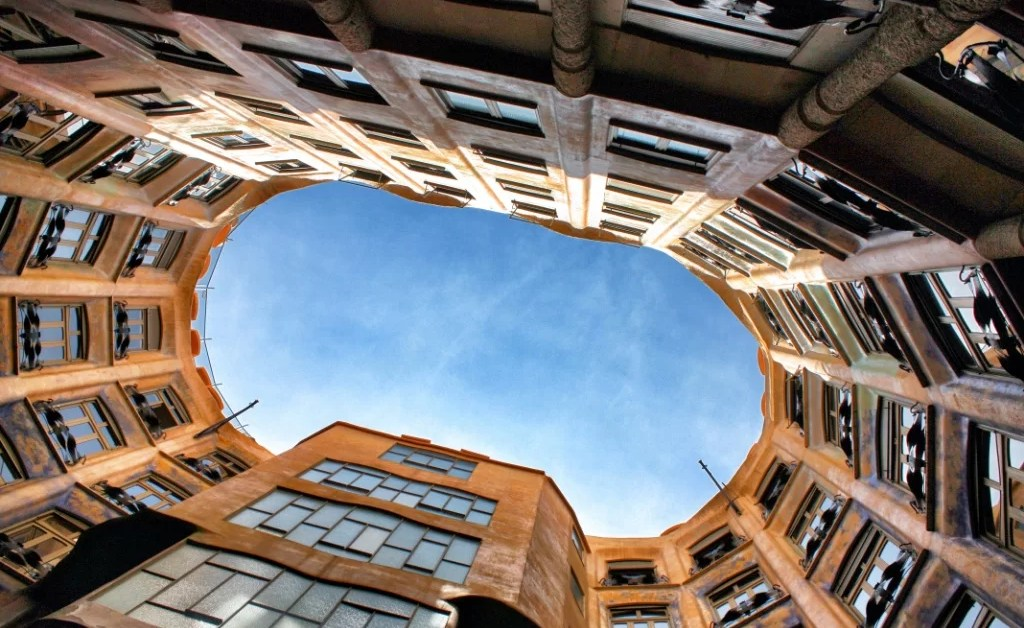 Crónicas de Barcelona 4: Casa Milà – La Pedrera en fotos