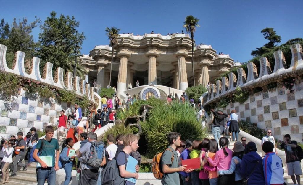 Crónicas de Barcelona 6: Park Güell