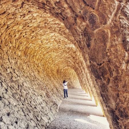 Park Guell, Barcelona