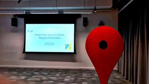 Evento Google Street View