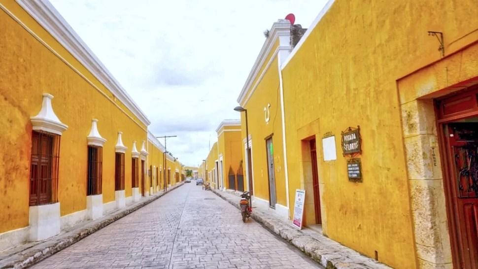 Calles de Izamal