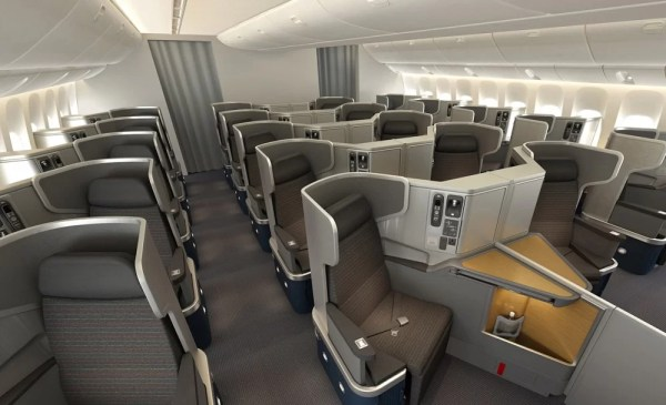 American Airlines Business