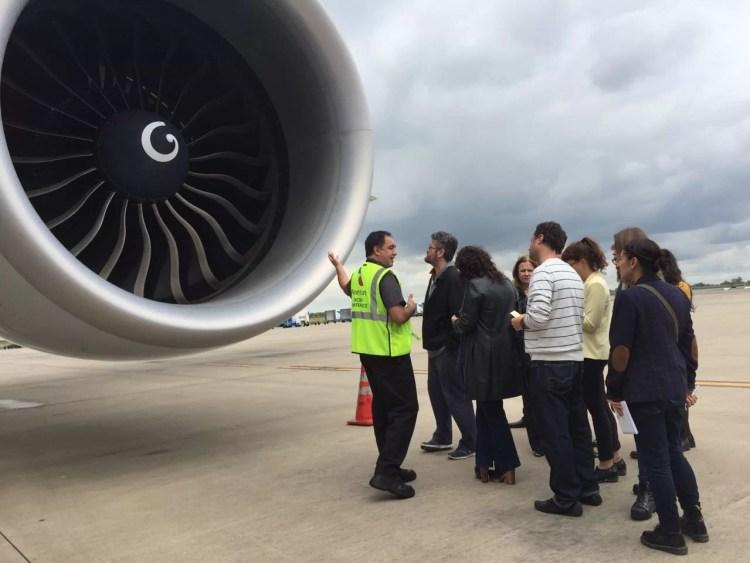 Evento American Airlines Ezeiza