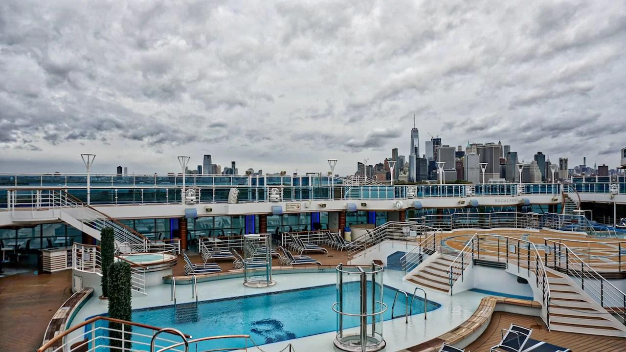 Princess Regal + Skyline de Manhattan