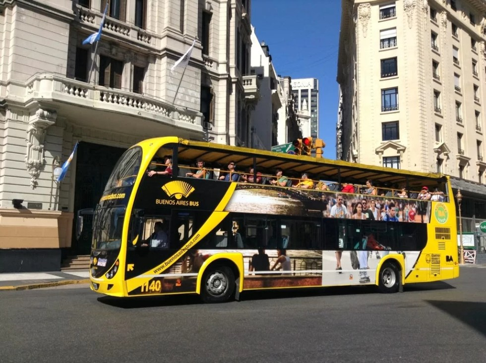Turismo 2018 en Buenos Aires